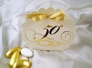 nozze,matrimonio,oro,anniversario,confetti,regali,doni,figli,nipoti,argento,25,50