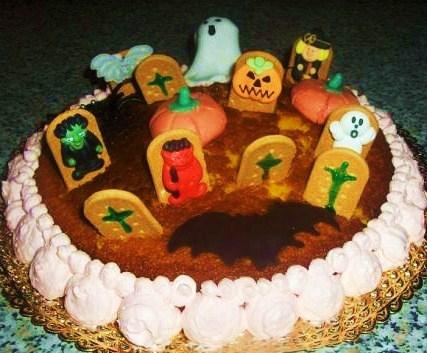 Torta….tra le lapidi