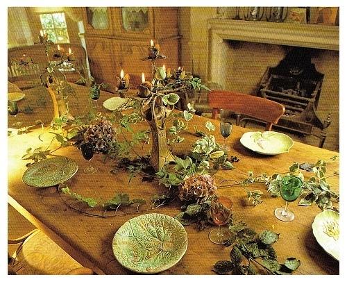 Come Apparecchiare La Tavola Rustica : Galateo la tavola rustica ieri oggi in cucina