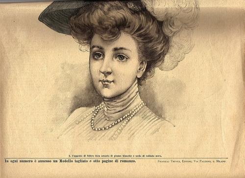 corriere,signore,anno,1901,storionee,saint ménèould,frittata,formaggio,nuovo,cold cream.