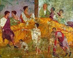 satyricon,trimalcione antica roma