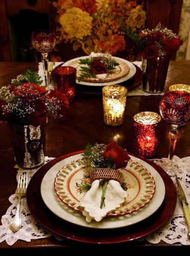 apparecchiare,decorare,tavola,sanvalentino