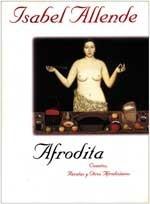 """libriRicette afrodisiache da """"AFRODITA"""" di Isabel Allend"""