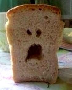 HALLOWEEN Il pane divertente semplice per le Feste