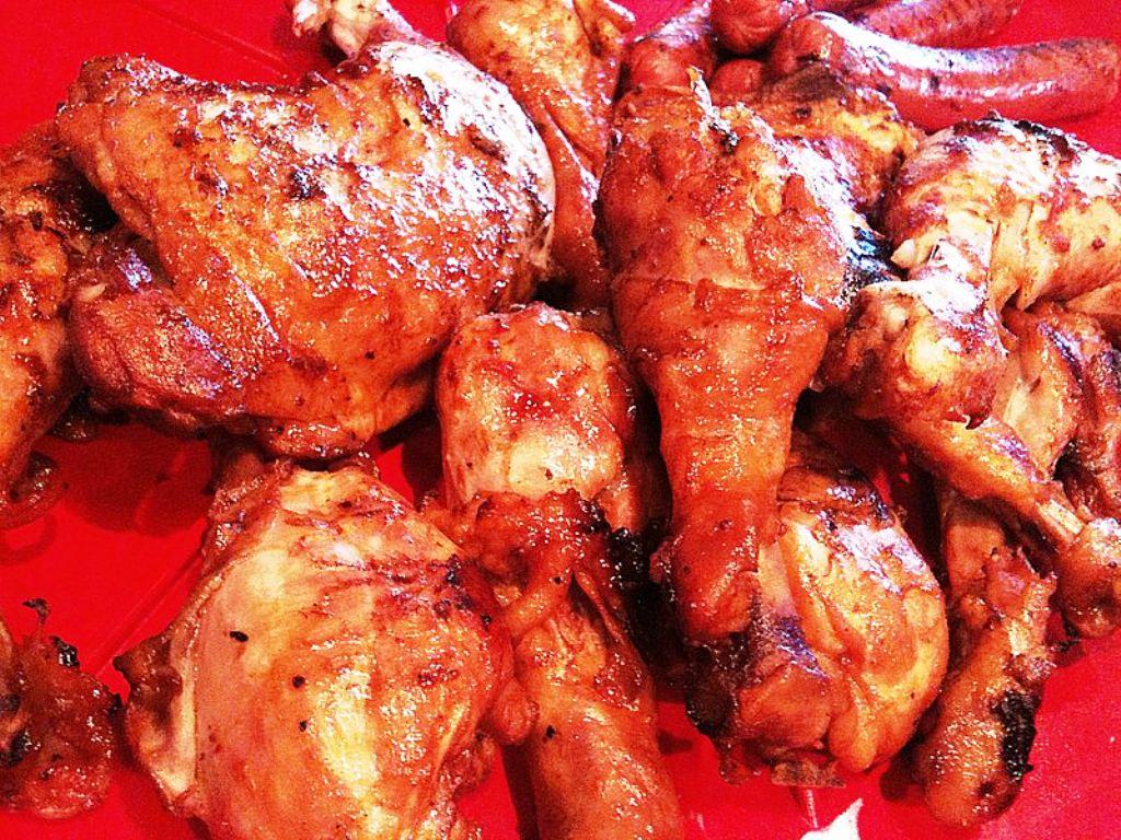 Come tagliare il pollo