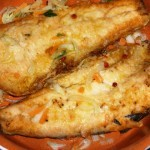 trota salmonata con verdure (4)