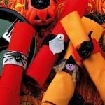 portatovaglioli per Halloween