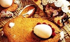 Il coniglio Pasquale pasta speziata