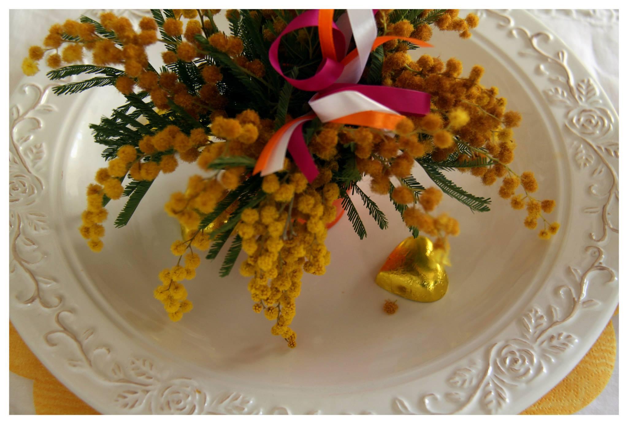 Pranzo Festa della Donna da Carolina e Marinella
