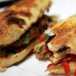 sandwich panino salsiccia