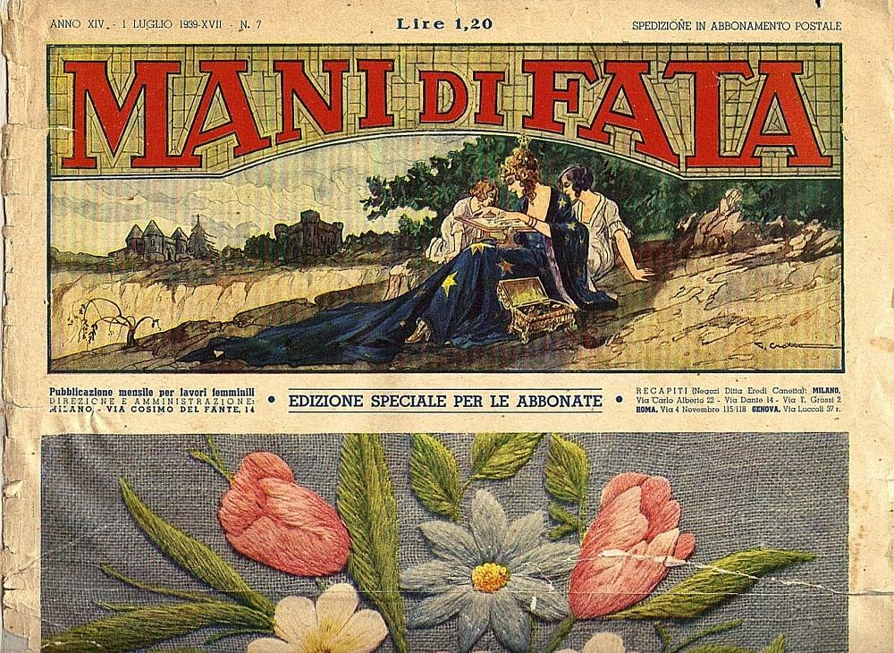 """6 Mani di Fata"""" del 1939"""