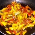 Filetti di sgombro ai peperoni (2)
