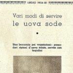 Riviste femminili d'epoca Mani di Fata del 1939....