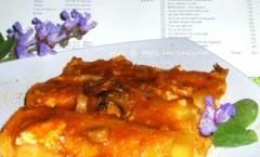 Cannelloni alla Rossini
