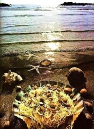 Spaghetti telline, la ricetta-sonetto Aldo Fabrizi