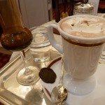 Cioccolata calda, ghiacciata, alle spezie, alla francese