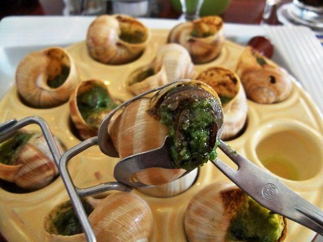 Escargots à la Bourguignonne, Lumache alla Borgognona
