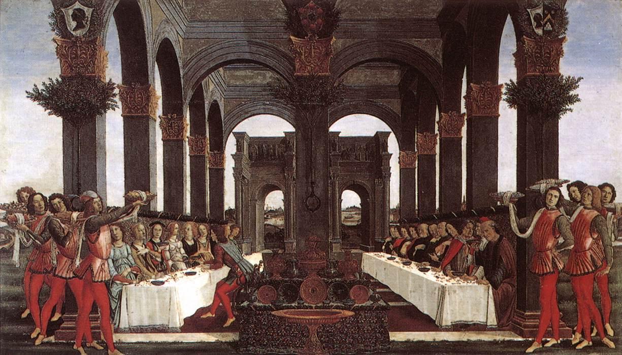 Banchetto per le nozze di Ercole d'Este
