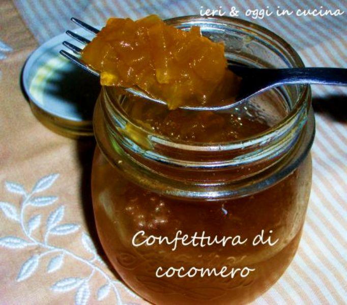 Confettura di cocomero