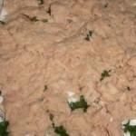 Rotolo di frittata con tonno e prezzemolo (4)