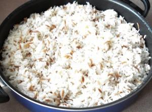 riso pilaf Pilav