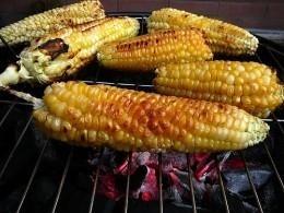 Pannocchie di mais alla griglia Choclo Asado