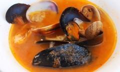 Zuppa di cozze alla maniera di Petronilla