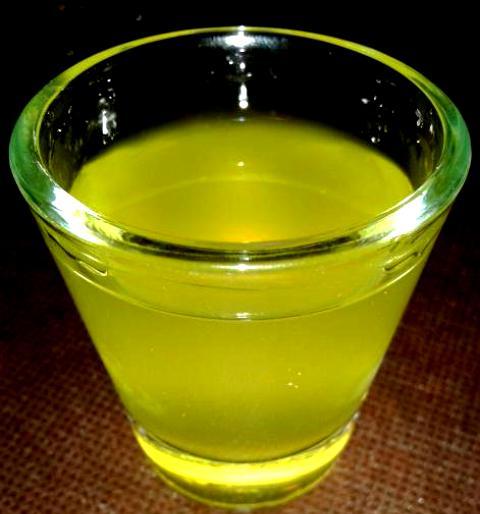 Liquore di Cedro alla maniera di Petronilla