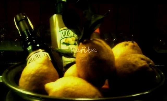 Liquore di limone alla maniera di Petronilla