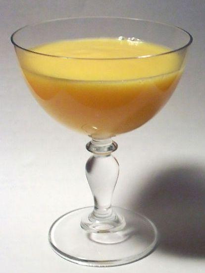 Liquore di Zabaglione alla maniera di Petronilla
