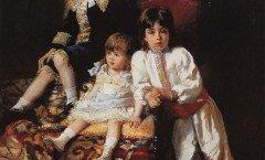 Un menù per bambini del 1900 di Escoffier
