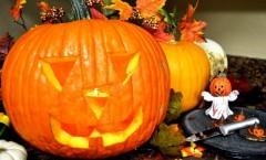 Come intagliare la zucca per Halloween: Jack-O'-Lantern. 1 parte