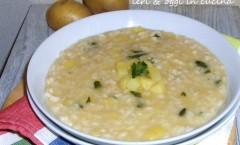 Riso e patate di magro alla maniera di Petronilla