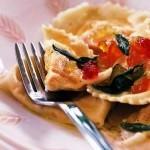 Tortelli (o ravioli) di zucca alla maniera di Petronilla
