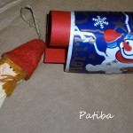 Christmas Cracker  segnaposto (2)