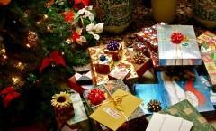 confezionare i regali di forme diverse