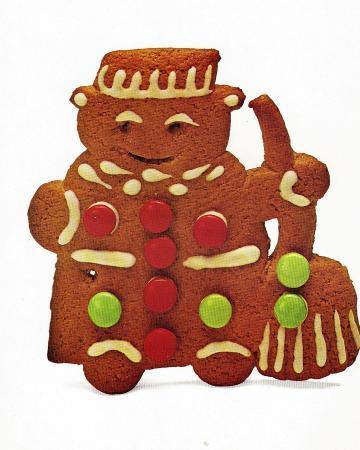 Pupazzo Felice Natale Pasta speziata