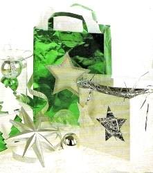 Confezionare i regali: Il sacchetto di carta