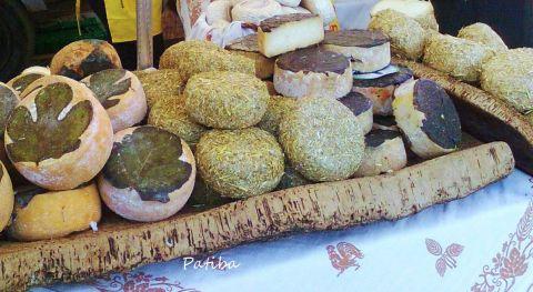 Fiera del formaggio di fossa a Sogliano al Rubicone
