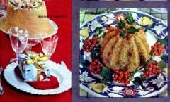 1° Menù di Natale - Grazia 1956