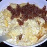 Girasole di patate con prosciutto e formaggio (2)