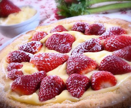 Torte alla frutta per la merenda