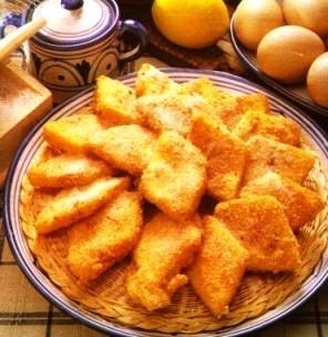 Crema fritta Petronilla