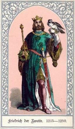 Poesia d'amore e... cibo, all'epoca di Federico II
