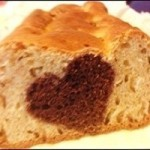 Torta con un Cuore all'interno (8)