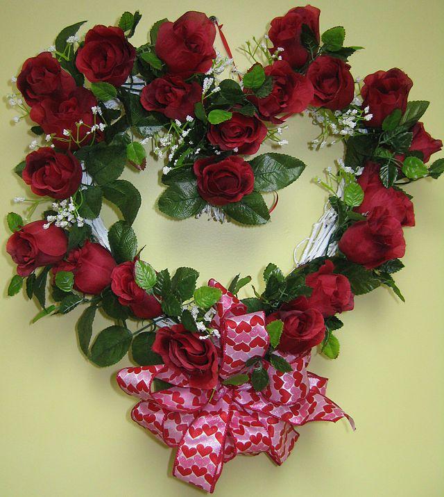 cuore Valentine_Wreath