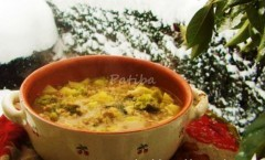 Zuppa di cavolfiore e patate