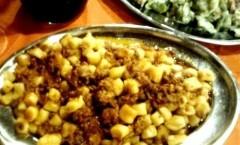 Gnocchetti di patate al sugo d'anatra