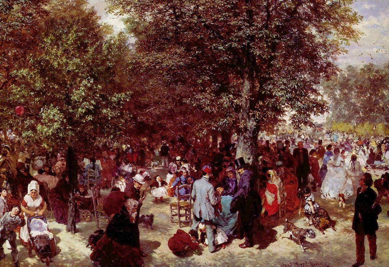 Escoffier: Menu Dîner aux Tuileries 1820