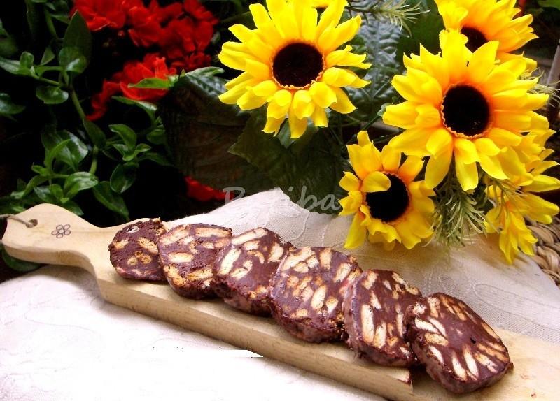 Il Salame di cioccolato